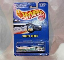 Hot Wheels 'Street Beast' #5637, Mint in Unopened Original Pack
