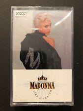 Madonna Like A Prayer Asian Cassette Mint Rare Sealed #116