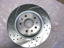 55105 front left Brake Rotor - for cadillac sts, cts and bonnevilles