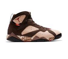 Mens Nike Air Jordan 7 Retro Patta Basketball Trainers UK Size 11 Brown...