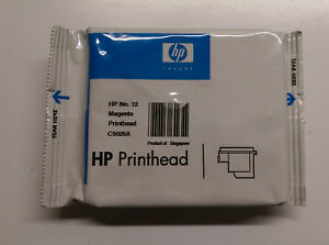 Original Druckkopf HP 12 C5025A magenta Business InkJet 3000 N DTN