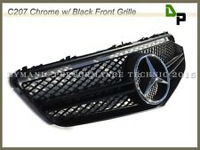 E63AMG Look Front Grille For M-BENZ C207 E-Class Coupe/Convertible 2010-2013