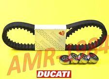 Ducati 748 916 996 correa dentada 2 unidades motor timing Belt set 851 888 conjunto