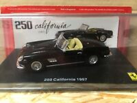 "DIE CAST "" 250 CALIFORNIA - 1957 "" FERRARI GT COLLECTION  SCALA 1/43"