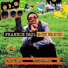 Frankie Paul - Most Wanted [New Vinyl LP]