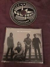 Bon Jovi - Everyday CD Single