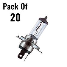 H4 60/55W 12V 472 Neolux Standard N472 Car Headlight Headlamp Bulbs x20 Halogen