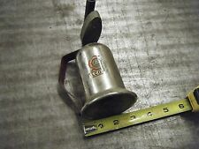 lenk alcohol blo torch man cave brass chrome plated old
