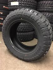 4 NEW 35 12.50 20 Crosswind MT 10 Ply  1250R20  35x12.50R20 TIRES MUD