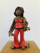 Sarah'S Attic She'S All That Figurine Statue She Celebrates 1E/0476