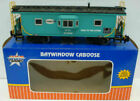 USA Trains G Scale 12057 Bay Window Caboose New York Central - Green/Black