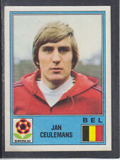 PANINI-EUROPA 80 - # 173 Jan CEULEMANS-BELGIQUE