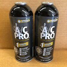 Set of 2: A/C PRO Professional Synthetic Refridgerant ACP-102 Leak Sealer 12oz