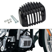 Voltage Regulator Cover Fairing Black For Harley Softail FXS FXSB FLSTSB FXSTC