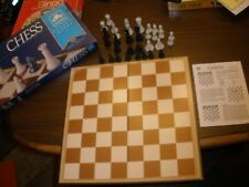 Vintage 1993 Golden Classic Games CHESS Complete