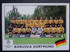 Panini Champions League 1999-2000 - Team Photo (Borussia Dortmund) #52