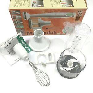 Replacement Parts  BRAUN Multiquick Hand Mixer Blender MR 430 CA