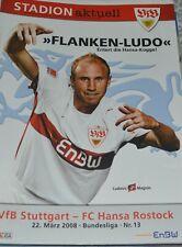 VfB Stuttgart Programm 23.7.1994 Auswahl Weissacher Tal
