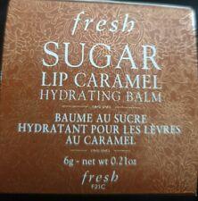 Fresh Sugar Lip Caramel Hydrating Balm for lips brand new in box 6g Full Sized