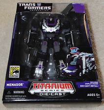 Transformers Titanium Menasor 2007 Comic Con Exclusive Figure (MIOB, Hasbro)
