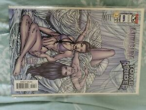 Witchblade Tomb Raider Comic Issue 1 Variant 1998