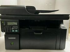 HP LaserJet Pro M1212nf All In One