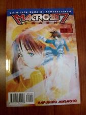MACROSS 7 Trash n°3 Planet Manga - Haruhiko Mikimoto  [G.370D]