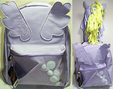 My Little Pony DERPY MUFFINS Bubbles Suit Up Hooded Backpack Book Bag MLP NEW