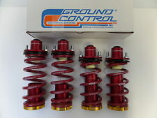 UC214 Ground Control Coilover & 4 Mount Kit 92-00 Civic   (Limited Edition)