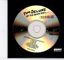 (DH942) Tim Deluxe, Let The Beats Roll ... - 2007 DJ CD