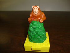 """Wizard Of Oz---Blockbuster---Cowardly Lion---3 3/4"""" Tall---1997"""