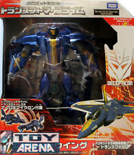 Transformers Prime AM-22 Dreadwing With Micron Arms Action Figure RID 45839
