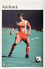 KYLE ROTE JR HOUSTON HURRICANES LATE 70's SPORTS ILLUSTRATED POSTER