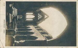 Sweetheart abbey 1912 real photo