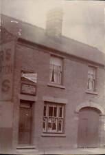 Cannock. Edward Waite, Beer Retailer, 5 Broad Street, Bridgtown. Shop.