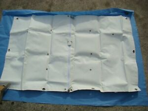 Mack W Cruiseliner Winterfront Cover Bug Screen USA Made
