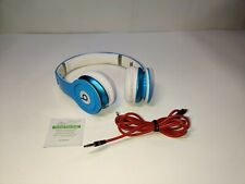 Beats by Dr. Dre Solo HD Headband Headphones - Light Blue Nice!! Working great.