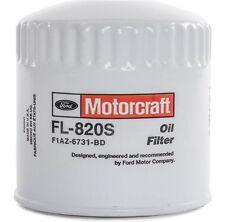 Ford Motorcraf FL820S OEM Engine Oil Filter Lincoln Mercury  F1AZ6731BD Set of 3