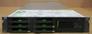 Fujitsu Primergy RX300 S6 2x Xeon Quad Core E5620@2.4GHz 12GB 900GB SAS Server
