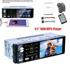 4 × 50W Car Radio Stereo Bluetooth MP5 Player 12V Single Din Support MP3/MP5/USB