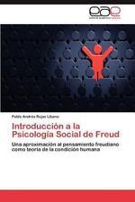Introduccion a la Psicologia Social de Freud (Paperback or Softback)