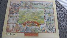 THE ARCHERS OF AMBRIDGE JIGSAW PUZZLE - 1000 PIECES