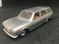 Solido 1/43 Peugeot 504 break n°23 original