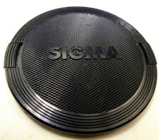 Sigma 72mm Front Lens Cap EX APO PRO Black OEM