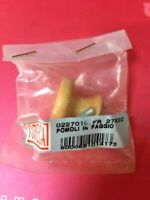Pomello pomolo in legno x mobili armadi cassetti Faggio ø22mm x27mm maniglia