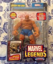 Marvel Legends Toy Biz Legendary Rider Series 1st appearance THING Figure