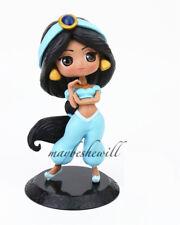 Disney Princess Jasmine Action Figure From Aladdin Cute Doll Model Toy Gift