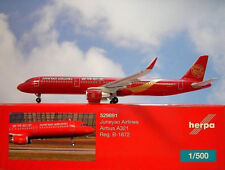 Herpa Wings 1:500 Airbus A321 Juneyao Airlines B-1872  529891 Modellairport500