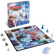 Monopoly Junior Frozen Edition Board Game Hasbro B2247