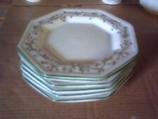 JOHNSON BROTHERS ETERNAL BEAU TEA / SIDE PLATES X 6